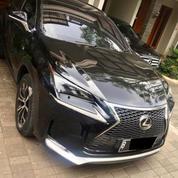 Lexus Nx200t FSport Km 46rb-+ Tahun 2017 Bulan 4