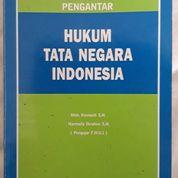 Pengantar Hukum Tata Negara Indonesia (Kusnardi & Harmaily)