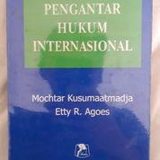 Pengantar Hukum Internasional (Prof Mochtar)