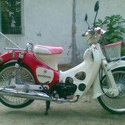 Honda Cap 70 Thn 1975