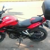 Kawasaki Bajaj NS 200 2014