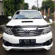 Toyota Fortuner 2.5 G VNT TRD Diesel Autometic Thn.2013