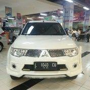 Pajero Dakar Limited Matic Dsl 2013 Putih