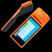 Alat Portable Kasir Kekinian SUNMI V1s Free Aplikas Kasir 1 Thn