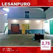 Gudang Murah Luas 1.250 Daerah Lesanpuro Sawojajar Kota Malang _ 304.19