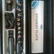 Nuvo Flute Instrument(Black) Termurah