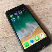 IPhone 7 128GB Black Matte Ex Singapore (ZPA) Batre Health 86% Bisa TT