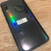 Samsung Galaxy A50 Ram 6-128GB Black Garansi Smpe Maret 2020