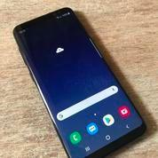Samsung Galaxy S8 Single (G950U) Black Midnight, Snapdragon 835, Fulsett