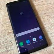 Samsung Galaxy S9 Duos Black Ram4/64GB Super Mulus Boleh TT
