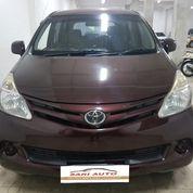 Toyota Allnew Avanza E 1.3 Manual 2013