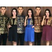 Couple Batik Dress