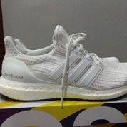 Adidas Ultra Boost 4.0 BNIB Triple White Nego