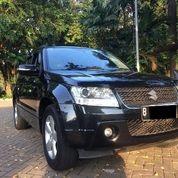 Suzuki Grand Vitara JLX 2.000 Cc Matic Thn 2011/2010 Warna Hitam