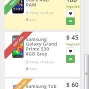 Template HTML Marketplace Responsive Design