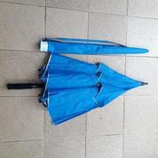 Souvenir Payung Golf Susun Fiber Otomatis - 2 Susun