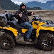 Motor ATV Impor