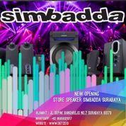 Speaker Pintar Simbadda Bluetooth