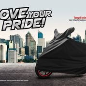 COVER MOTOR X MAX 4 WARNA