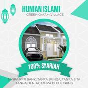 Hunian Islami Konsep Pembayaran 100% Syariah Fasilitas Rumah Tahfidz