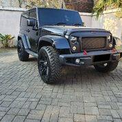 Wrangler 2 Door Sahara 3.6 L V6 Th 2014
