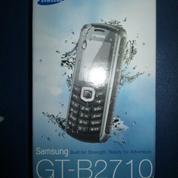 Hape Outdoor Samsung Xcover B2710 New IP67 Certified Waterproof Shockproof Dustproof