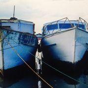 Kapal Penumpang Kayu 21 M
