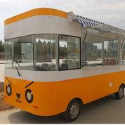 Foodtruck Kontainer Trucking Tanpa Mobil Modern