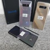 [NEW] Samsung Galaxy Note 8 Garansi Resmi