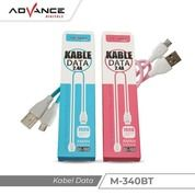 Kabel Data Fast Charger Advance Q1-100 Micro Usb