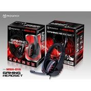 Headphone Game Mediatech Gaming Headset Zeus MSH-016 / MSH 016