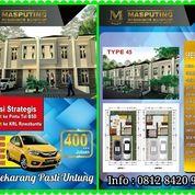 Rumah Murah Masputing Residence Serpong Dekat AEON Mall