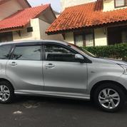 Toyota Avanza Veloz AT Silver Metalik Sangat Mulus & Terawat