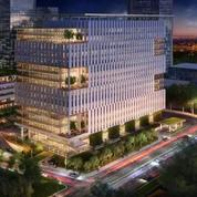 Gedung Baru Building Space Cibis Nine TB Simatupang