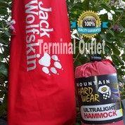 Paket Matras Alumunium Foil + Hammock