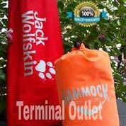 Paket Matras Alumunium Foil + Hammock Tebal