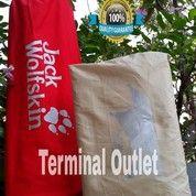 Paket Matras Alumunium Foil + Fly Sheet 3 X 4