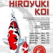 Pakan Koi Hiroyuki Super Bulky & Color Maximal 2 MM 5 Kg