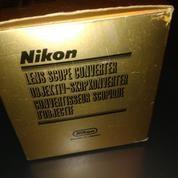 Nikon Lens Scope Converter