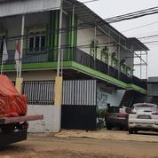 Ex Pabrik 2 Lantai Di Pangkalan 6. Narogong Bekasi
