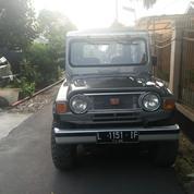 Daihatsu Taft 1982 Rapi Luar Dalam, Pajak Panjang, Diesel 4x4