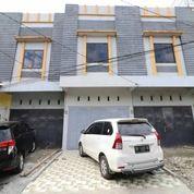 Rumah Di Katamso, Medan, Simpang Jalan Pelangi (0853-3488-3388)