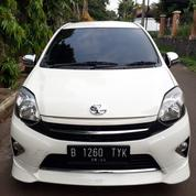 Toyota Agya G TRD 1.0 Cc Automatic Th.2014 DP 6 JUTA
