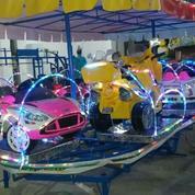 Peluang Usaha Mainan Odong Odong Rjm Kereta Mini Bonus Karet Loko