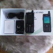 Telefon Satelit Thuraya Xt Pro Dual New Include Perdana Garansi