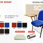 Meja Kursi Siswa New Star SC-01