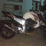 Yamaha Byson Tahun 2012 Warna Putih