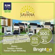 Rumah The Savana Regency Murah Hanya 300 Jutaan