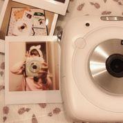 Fujifilm Instax SQUARE SQ10 Kamera Pocket