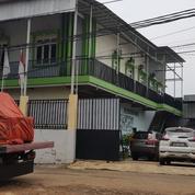 Ex Pabrik 2 Lantai Di Pangkalan 6. Narogong Bekasi.